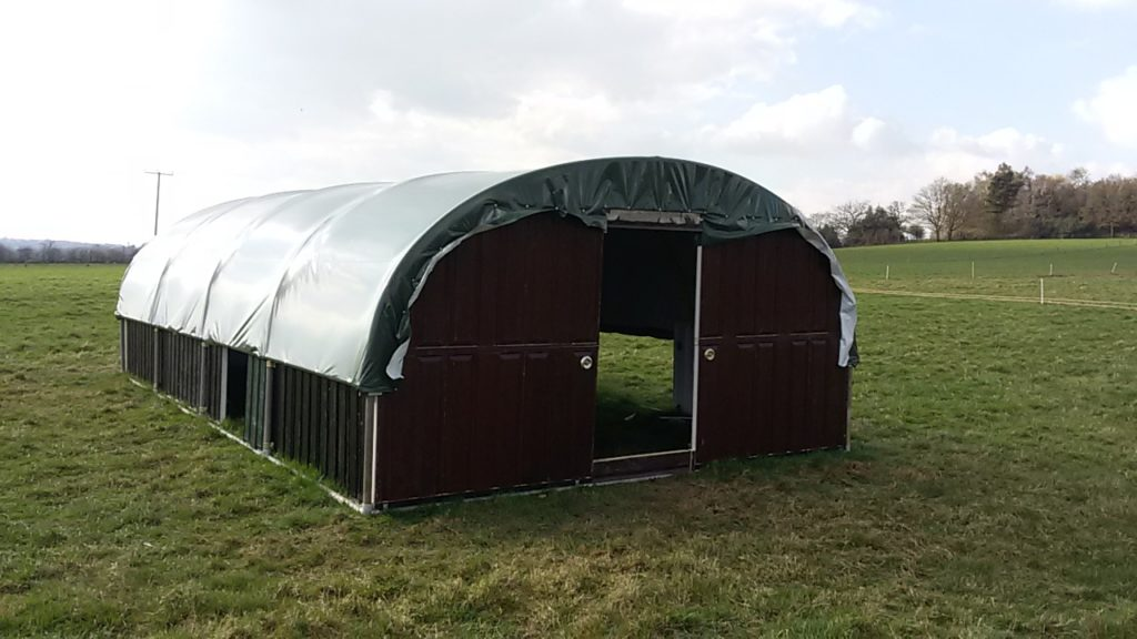 Mobile Poultry Unit - cover